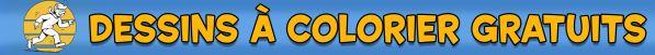 Dessins à colorier gratuits