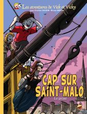 vick-et-vicky-t-23-cap-sur-saint-malo-le-pirate-dos-toile-orange