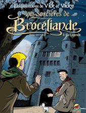 vick-et-vicky-t-8-les-sorcieres-de-broceliande-t-1-la-legende