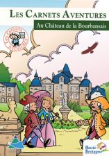 Les Carnets Aventures au Château de la Bourbansais