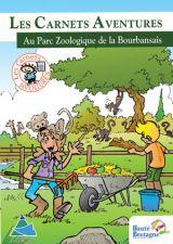 Les Carnets Aventures au parc zoologique de la Bourbansais
