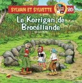 sylvain-et-sylvette-t-26-le-korrigan-de-broceliande