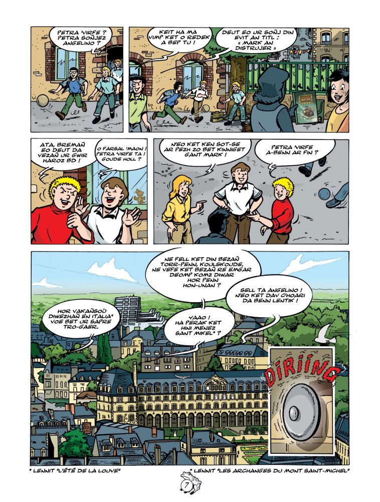 Le fildefériste bancaire - Louis Breton