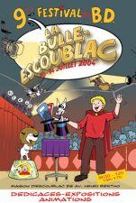 Salon BD La bulle Escoublac - La Baule